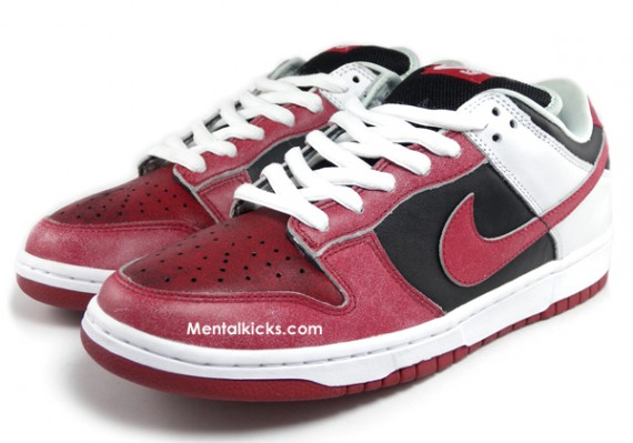 Nike SB Dunk Low Pro Jason Voorhees Friday The 13th