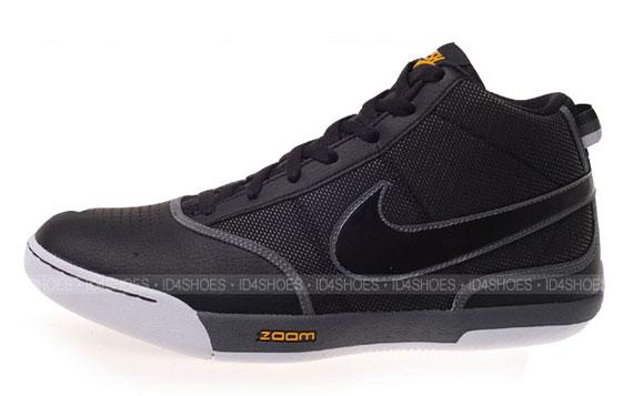 low priced 598e1 19bd3 Nike Zoom Aspiration – Black – Del Sol – Dark Grey