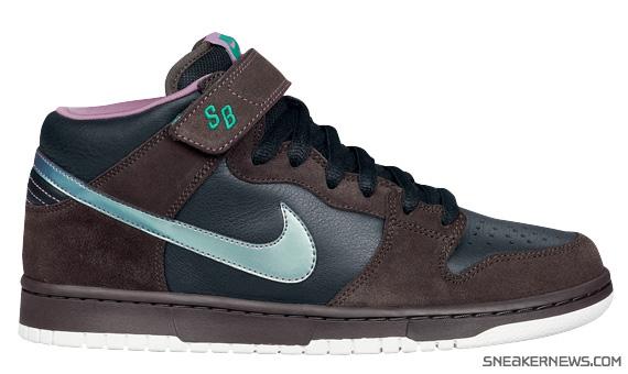 Nike Dunk Sb Midten Av Nordlys E3ZtXsucTd
