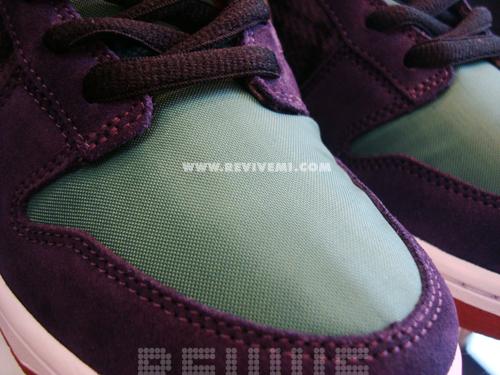 Nike SB Dunk Low - Abyss - The Joker