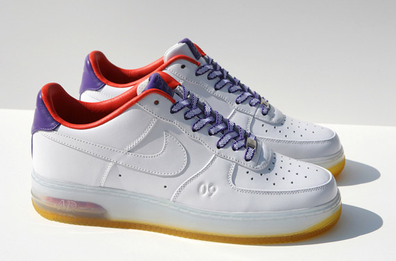 Laces Force Starks All Dj Clark X Kent Nike 1 Air Hyperstrike 76gvybmIYf