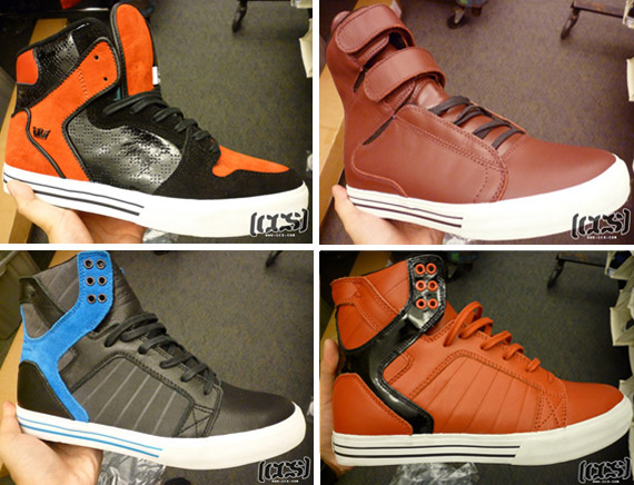 Supra - Holiday 2009 Preview - SneakerNews.com 9f46cece4