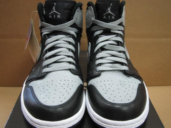 Air Jordan Gris 1 Ombre 2009
