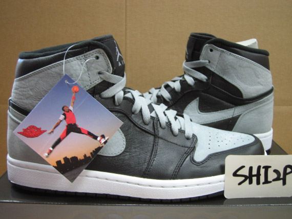Air Jordan 1 Retro High - Black