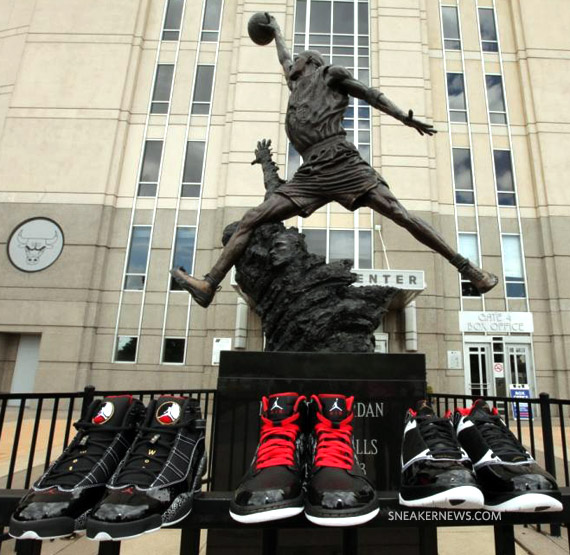 Air Jordan Moments Collection - Hall of