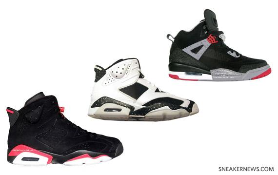 Air Jordan - Spring Summer 2010 Release Info - SneakerNews.com c4295fd01e