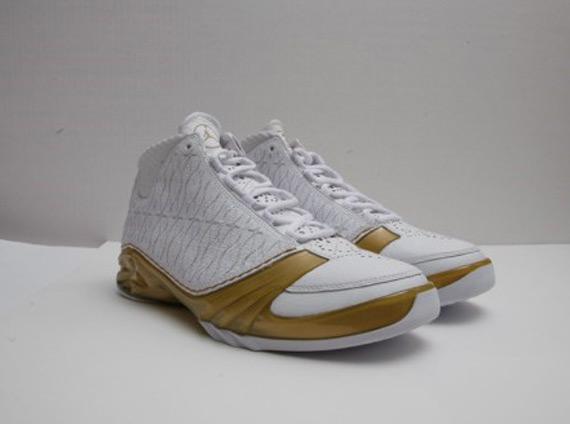 3ac3ba17888 Air Jordan XX3 – White Metallic-Gold