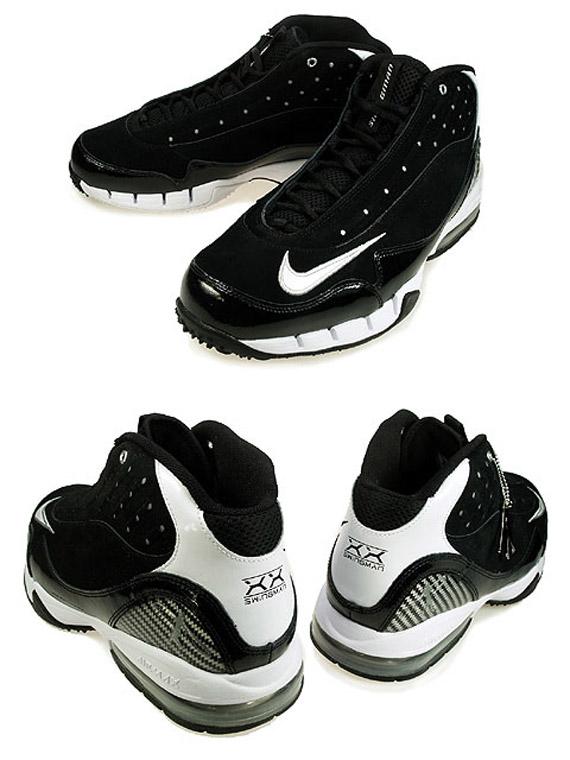new product e90ae e1501 Nike Air Max Griffey Swingman Remix Black White Chrome 60%OFF