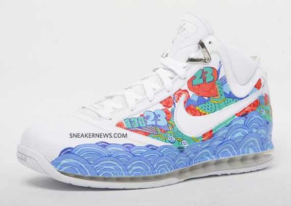 the best attitude c3369 ddbbe air-max-lebron-vii-artist-series-shenyang-3