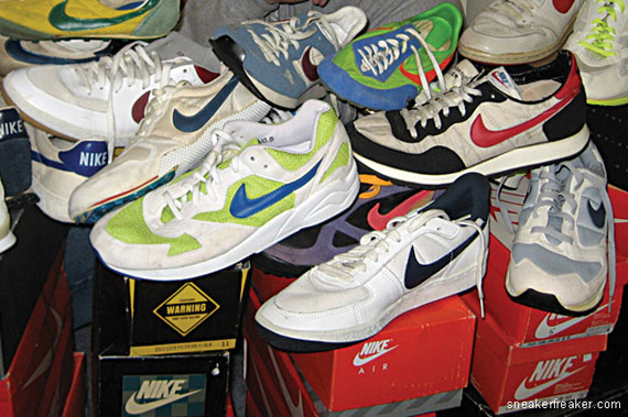 e95620b2894 Collections  Vintage Nike Running Sneakers - Bryan LaRoche ...