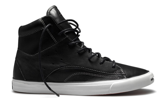 official photos 5788b b6fba Converse Jack Purcell Racearound - Black - SneakerNews.com