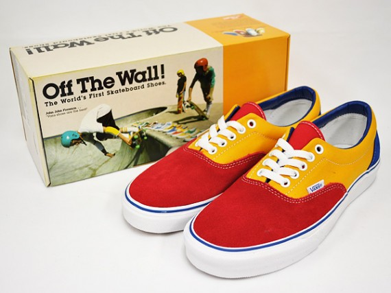 VANS - Off the Wall Pack - SneakerNews.com