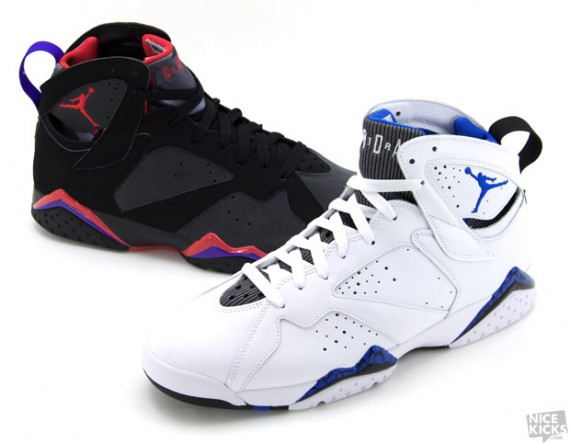 online retailer 1f447 02768 Air Jordan 7 DMP – Sixty Plus Pack – New Images