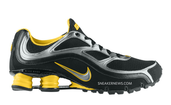 brand new d5022 af4ff LIVESTRONG x Nike Air Max Moto 7 + Shox Turbo 9+ ...