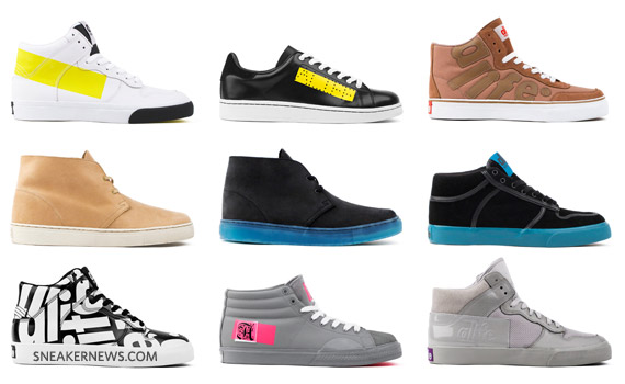 ALIFE Footwear Fall 2009 Releases