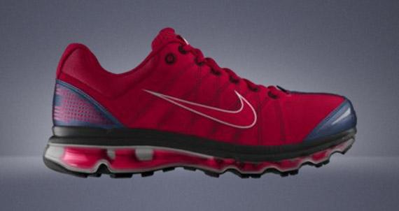 2009 Nike Air Max Red