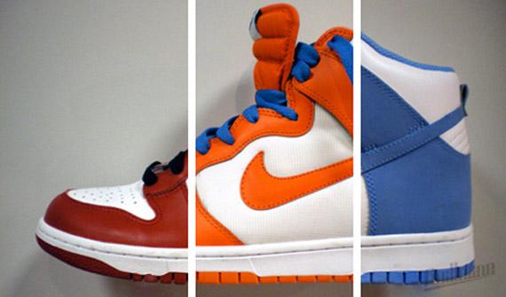grupo Accidental Abiertamente  Nike Dunk High - Spring 2010 Preview - Gov