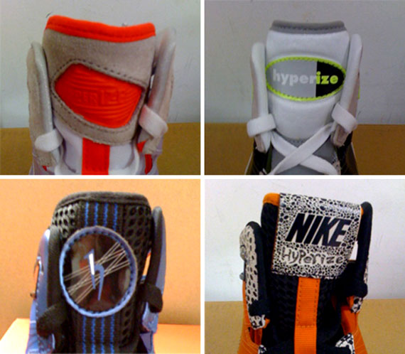 watch 926e0 96ddd cheap Nike Hyperize Decades Pack New Images