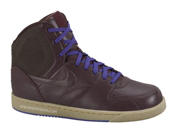 Nike RT1 High - Brown - Purple - SneakerNews.com b547b3948