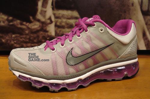 nike womens air max+ 2009 sneakers