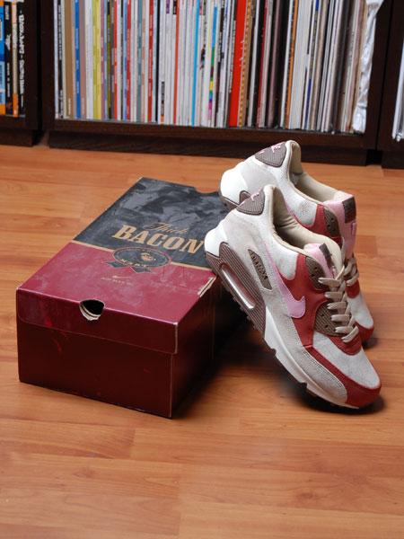 DQM x Nike Air Max 90 Current Huarache - Bacon - SneakerNews.com d91047e88
