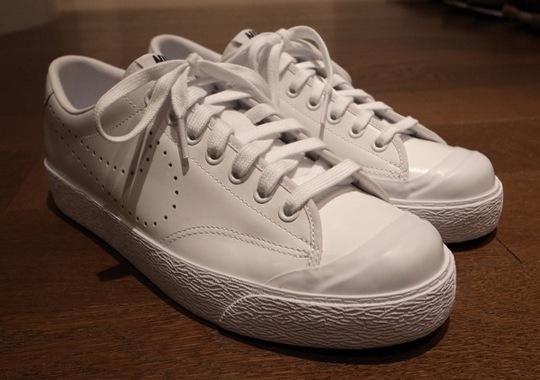watch 1d94b 874fd ... Nike Sportswear x fragment design All Court Premium Leather 60%OFF ...