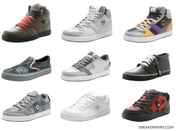 STPL x Airwalk Collection for Payless