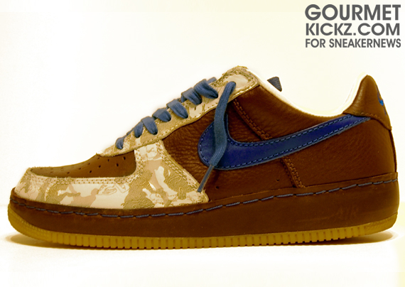 345c4cdd7dbf Thursday Throwback - 2005 - Nike Air Force 1 Inside Out - Truques ...