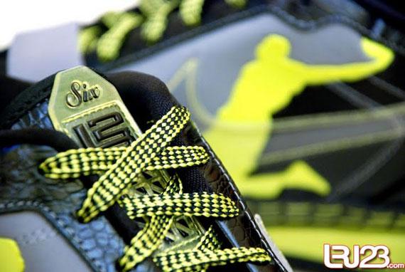 Nike Zoom LeBron VI Low Supreme Dunkman Detailed Images