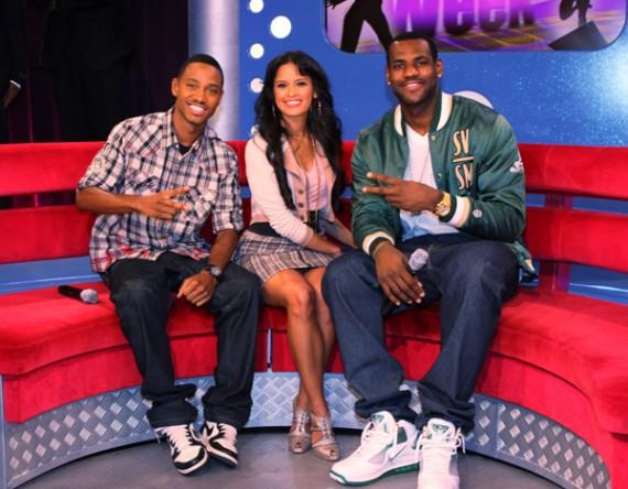 Celebrity Feet: Lebron James - Nike Air