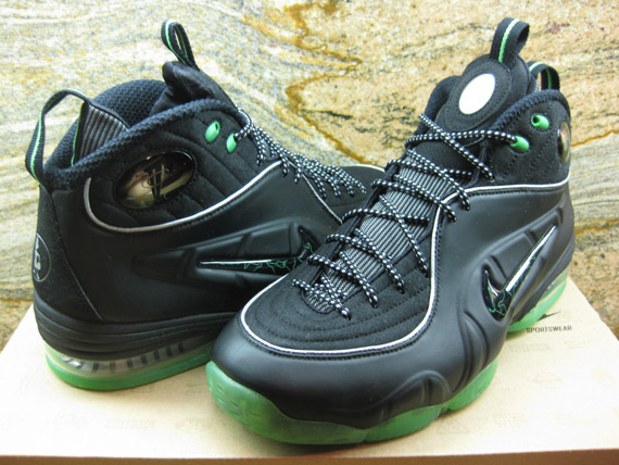 Nike Air Penny 1/2 (Half) Cent – Black