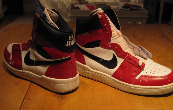 Nike Air Jordan 1 - 1984 Prototype - Big John - SneakerNews.com