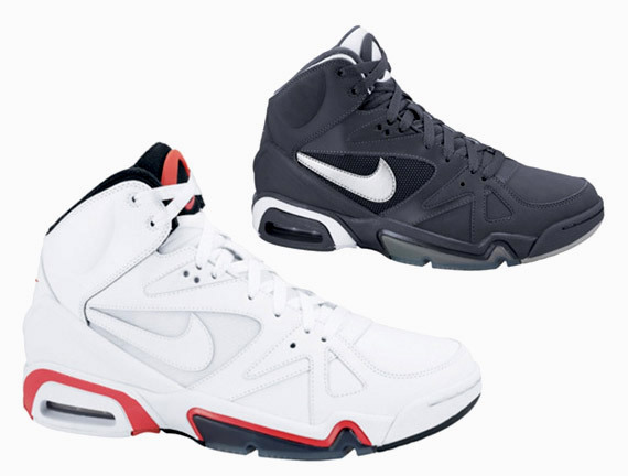 8f953199a71f Nike Air Hoop Structure - Holiday 2009 - SneakerNews.com