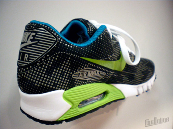 Nike Air Max 90 Current Moire Spring 2010 Sample