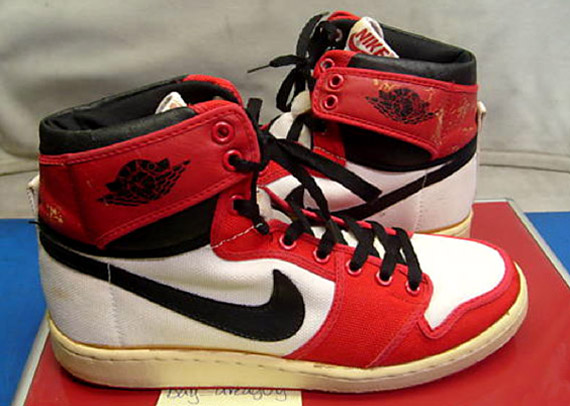 new styles e329c 0d7a7 Nike Air Jordan 1 AJKO - Vintage 1985 OG Available on eBay ...