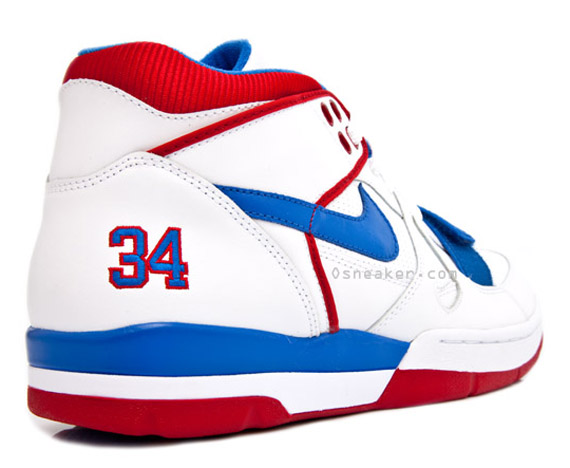 brand new coupon code official images Nike Air Alpha Force II - CB34 - 76ers Colorway - Available ...