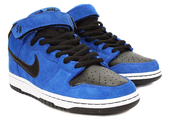 Nike SB Mids Royal Blue jpack