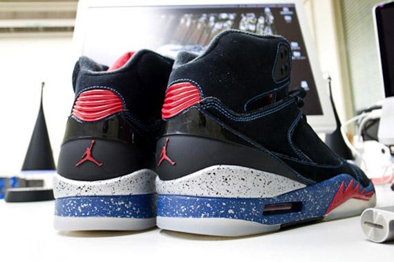 Air Jordan Sixty Plus 60 Point Series Detroit Pistons December 2009