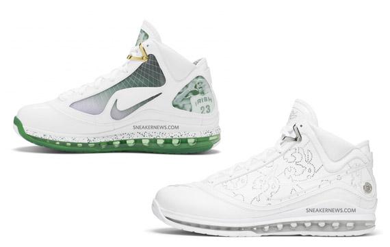 553d706ed104 Nike Air Max LeBron VII – More Than A Game – City Pack + Artist ...