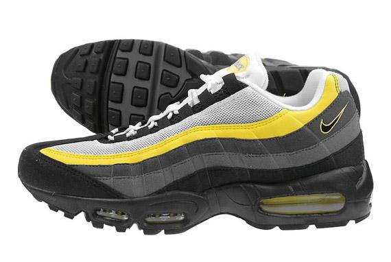 95 Nike Yellow