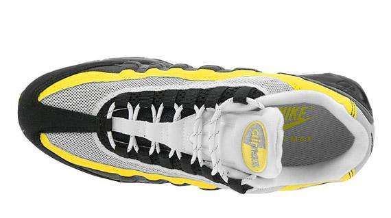 Nike Air Max 95 Black And Yellow