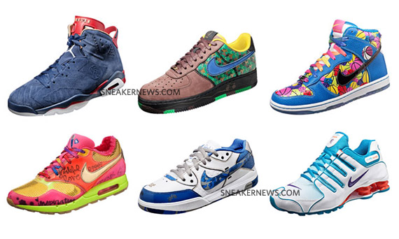 Nike Collection Freestyle Doernbecher 2009 Mercedes