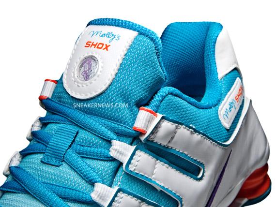 nike site officiel malaisie - Nike x Doernbecher - Shox NZ by Molly Martin - SneakerNews.com