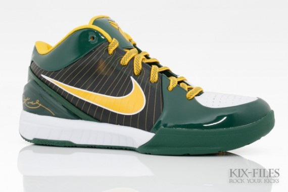 Nike Zoom Kobe 4 IV Rice High School (RICE)