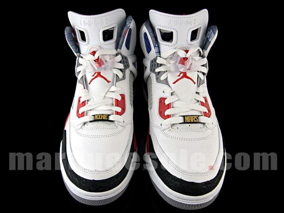 1dc2ec697c5e Air Jordan Spiz ike - Mars Blackmon Edition - January 2010 - SneakerNews.com