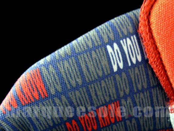 64cd55f79e2d Air Jordan Spiz ike - Mars Blackmon Edition - January 2010 ...