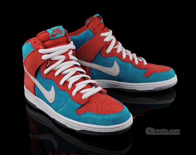 Nike Dunk High Premium - Bloody Gums