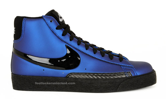 new arrival 7a640 6a3c5 outlet Nike Blazer High Air Foamposite One Inspired Available House of Hoops