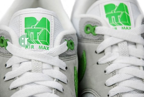 Patta 5th Anniversary x Nike Air Max 1 Premium White