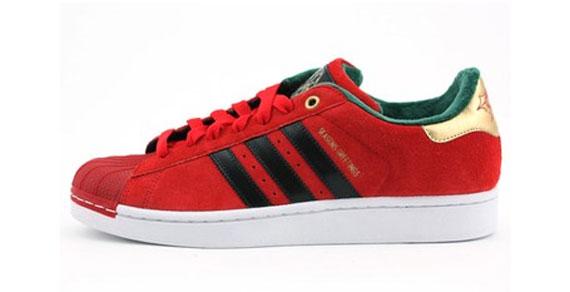 best sneakers b0ecf c64f1 adidas Stan Smith 2 + Superstar 2 - Seasons Greetings Pack ...